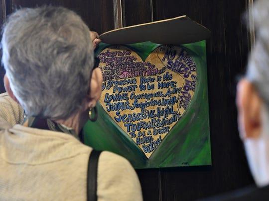 Corizon Lastimado: Healing the Wounded Heart art exhibit