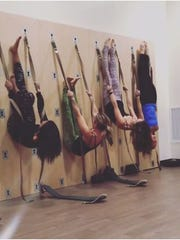 One of the things that makes REVE fitness' yoga program