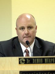 Former El Paso and Canutillo school administrator Damon Murphy was taken into custody by the FBI on Wednesday morning.