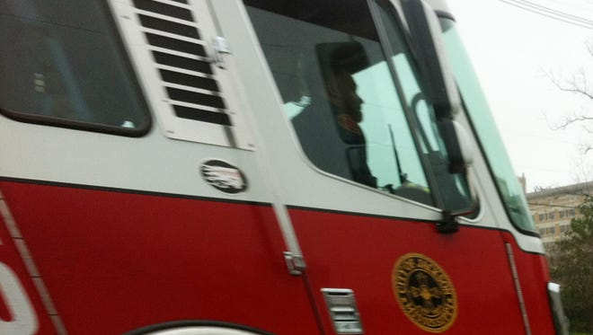 The Jackson Fire Department says a man was found dead in a home after a fire Sunday.
