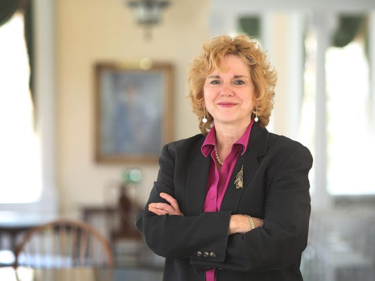 Dr. Barbara-Jayne Lewthwaite, the 12th president of Centenary College in Hackettstown, has made a formal announcement to step down from her position effective June 30, 2016.
