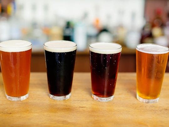 """Savor the flavors of Towne Park Brew Co., all named after the """"town's"""" women."""