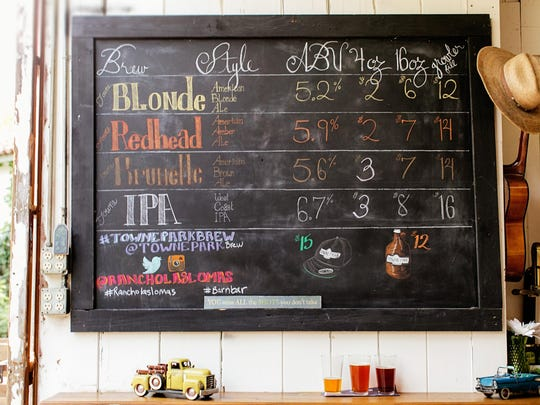 Follow the beer trail through Orange County — each stop its own tasting discovery.