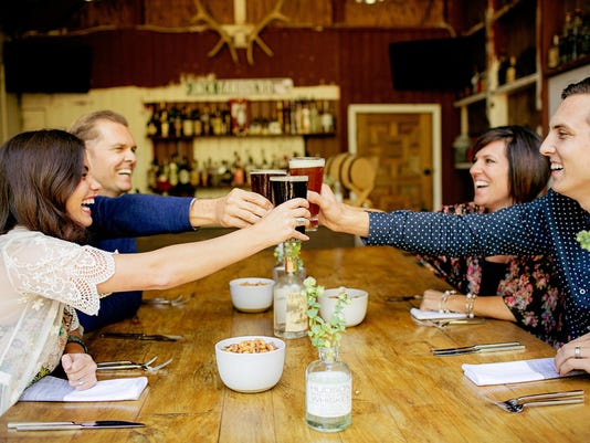 Join friends for a beer trail outing in the OC