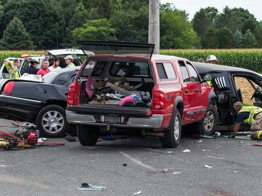 Limousine Crashes