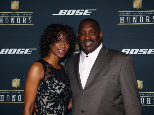 NFL: Super Bowl 50-NFL Honors Red Carpet Entrances