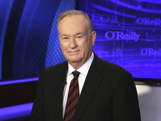 "Bill O'Reilly is taking a vacation from ""The O'Reilly"