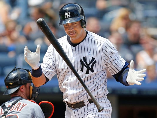 New Yorkers' love-hate relationship with A-Rod nears finale
