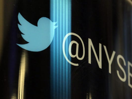 Twitter-No Trump Boost