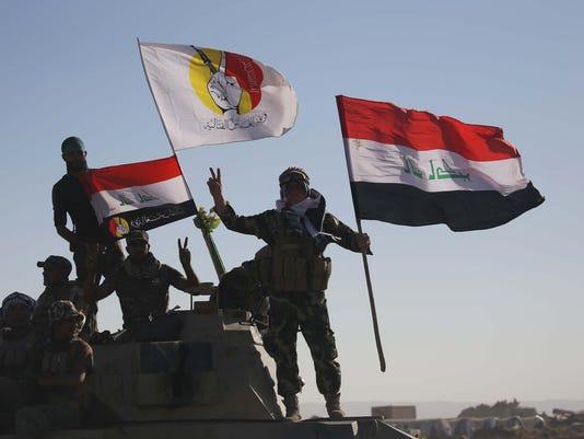 IRAQ-CONFLICT-TAL AFAR