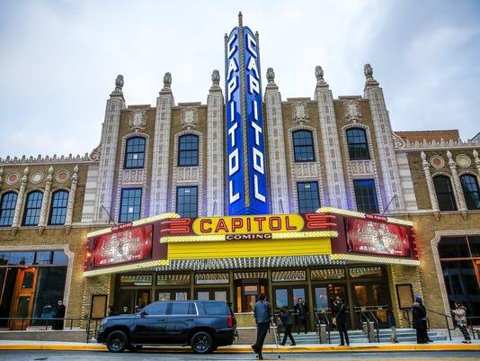 Capitol Theatre Flint
