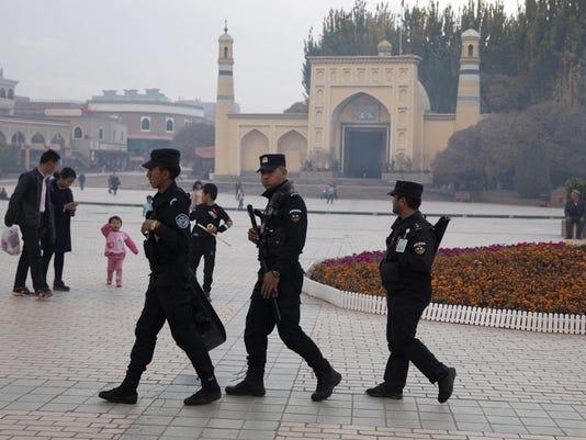 China Xi's Era Mass Internment