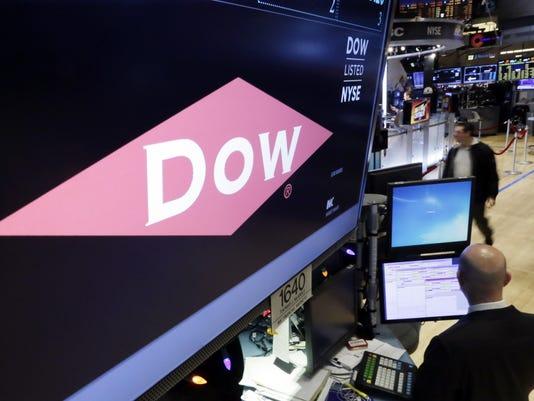 DowDuPont Executives