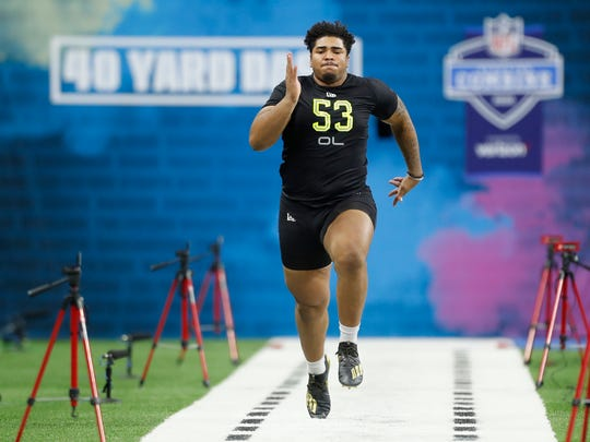 Could Tristan Wirfs be the Arizona Cardinals pick at No. 8 in the 2020 NFL draft?