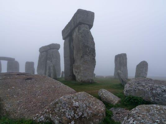 Britain Buried Stonehenge