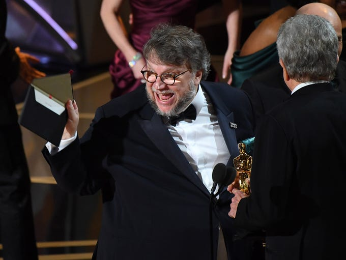 March 4, 2018; Hollywood, CA, USA; Guillermo del Toro