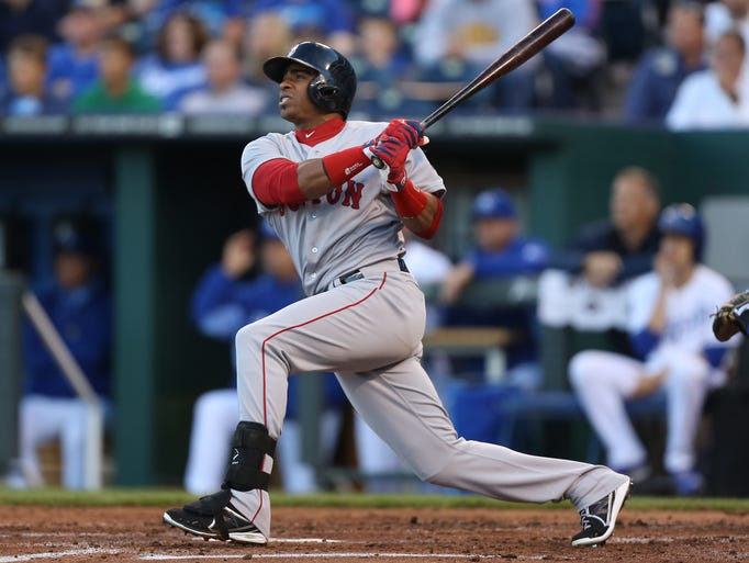 The Tigers landed Cuban outfielder Yoenis Cespedes