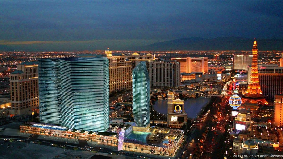 Coronavirus Las Vegas Strip Closures Cosmopolitan Is Latest To Close