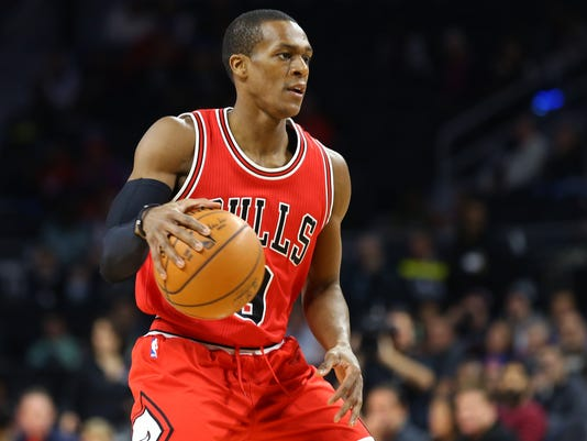 NBA: Chicago Bulls at Detroit Pistons