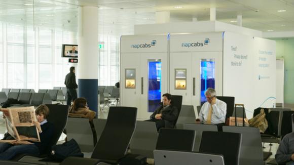Napcabs airport