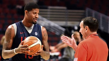 Insider: Paul George ready to excel as Pacers' leader