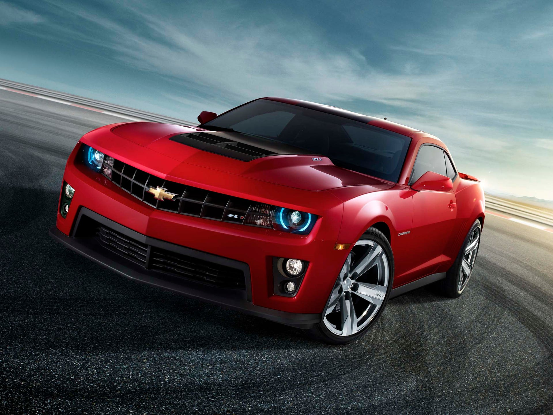 2012: The arms race for pony-car hegemony was on against