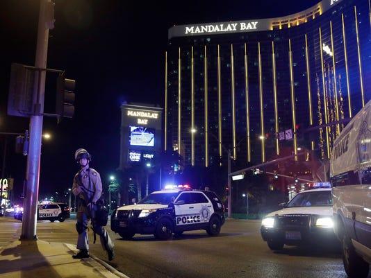 AP LAS VEGAS SHOOTING SECURITY GUARDS A ENT FILE USA NV