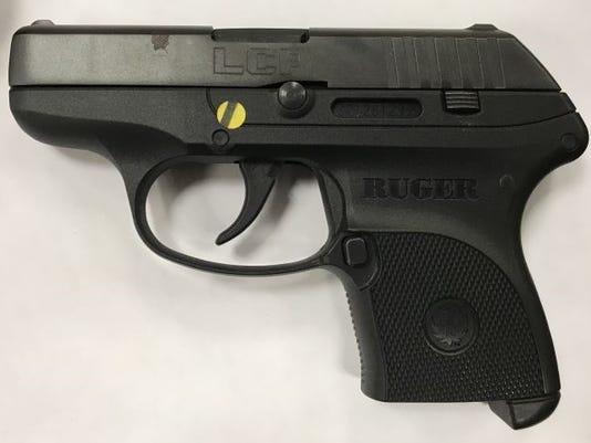 TSA seizes Ruger