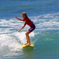 Young surfers from Guam compete in Hawaii