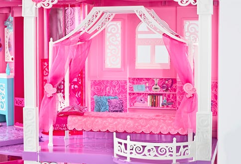 barbie-bedroom
