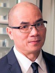 Zuobao Wei, UTEPfinance professor.