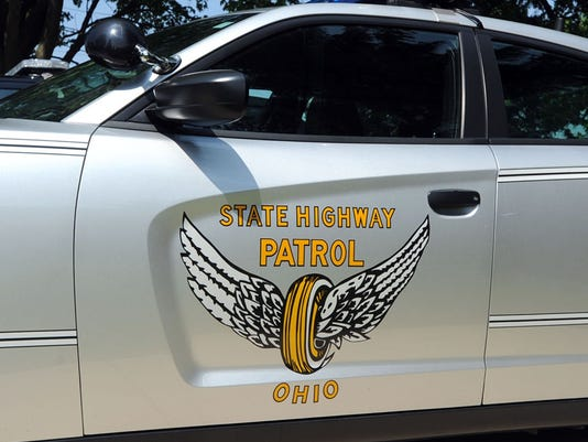 MAR Ohio State Highway Patrol stock