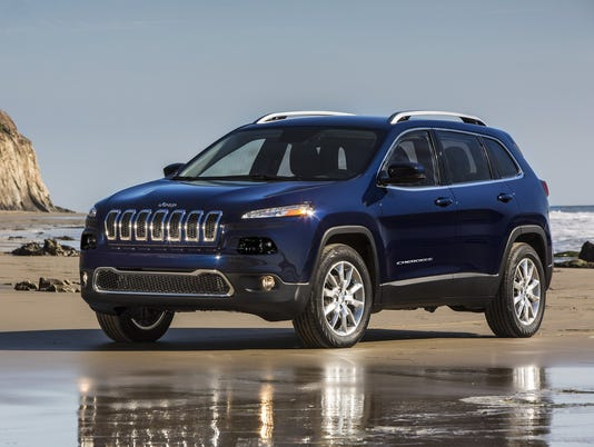 Jeep sales rose 33% in October