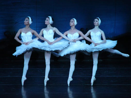 "The Moscow Festival Ballet brings its touring ""Swan"