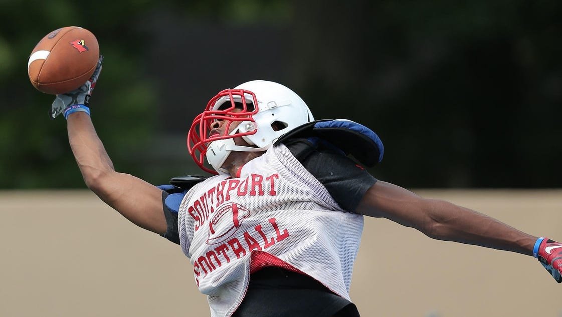 Doyel one of nation39s top hoops recruits adds football to for Resumes today indianapolis