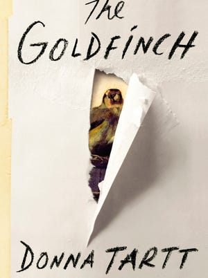 The Goldfinch by Donna Tartt has won the Pulitzer Prize.