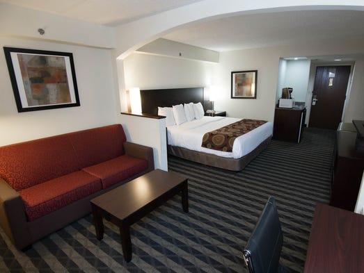 Best Western Near Opryland Hotel