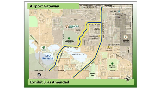 The overall proposal for the Gateway project.