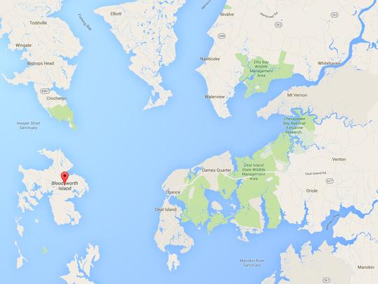 Bloodworth Island