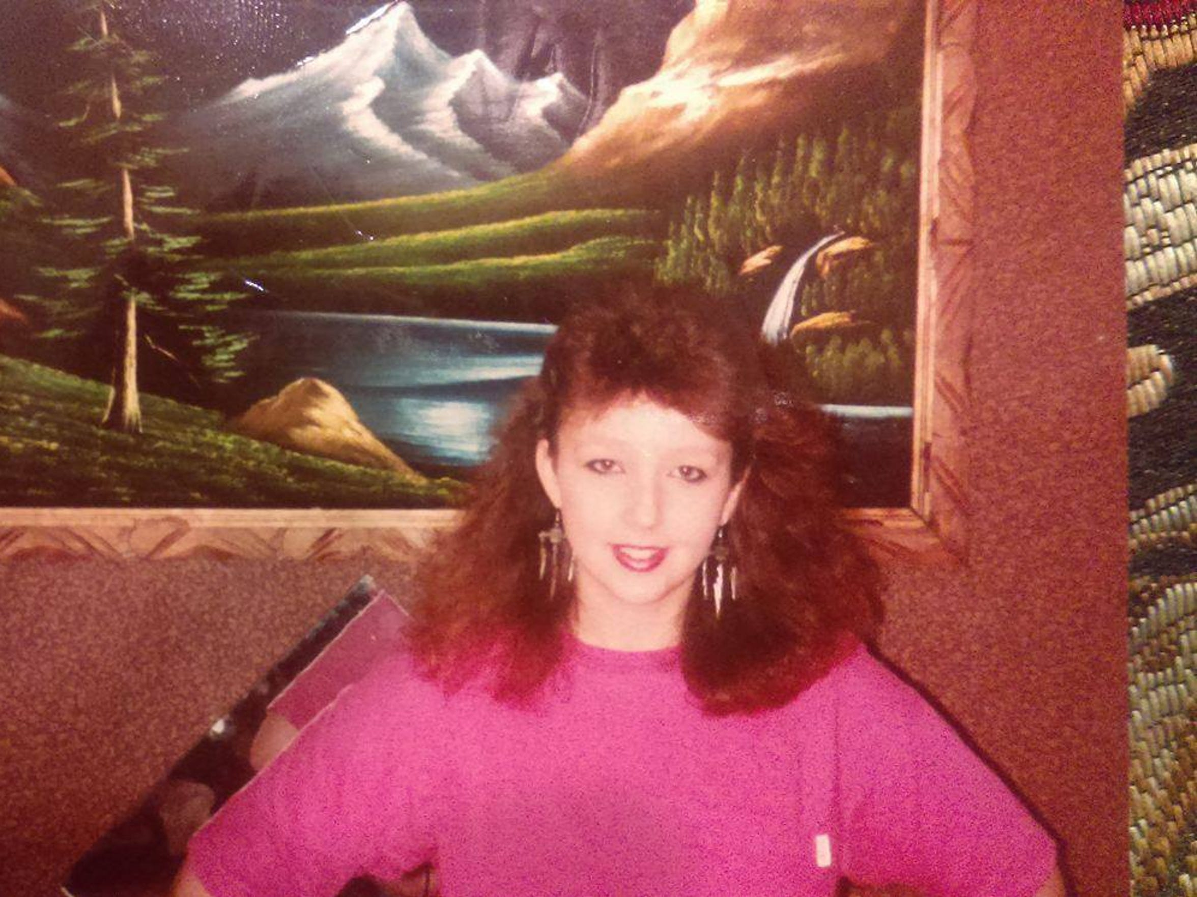 Connie Casey worked as a waitress at Debbie Duz Donuts.