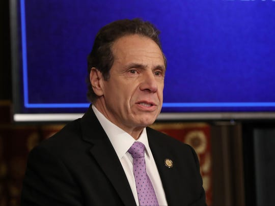 States have gone their own way during the coronavirus pandemic, led by activist governors such as New York's Andrew Cuomo.