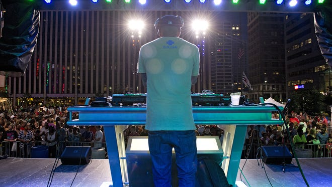 SelfDiploma hosted the final night of its summer concert series at Fountain Square with Erica P, Joseph Nevels and headliner DJ Jazzy Jeff. After the July 4, 2015, melee on Fountain Square, however, the Summer Concert Series has been canceled.