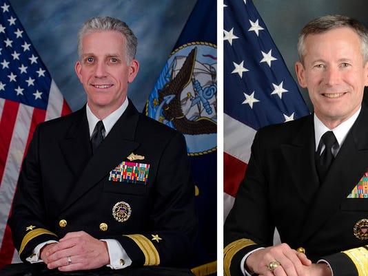 Navy bribery