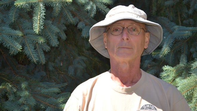 John Smahaj has been a search-and-rescue volunteer for about five years and has aided in the rescue of children at East Harbor State Park since becoming a volunteer camp host there three years ago.