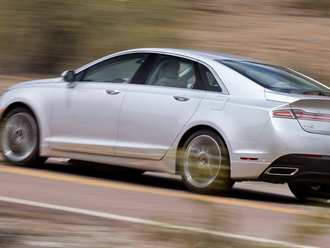 Lincoln MKZ hybrid was named top hybrid/EV in AutoPacific Vehicle Satisfaction Awards. Lincoln parent Ford Motor recently had to trim its fuel economy ratings after a calculation error, so it'll be interesting to see if the car holds its top spot a year from now.
