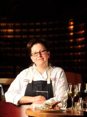 Kristin Beringson has filed a lawsuit claiming she was fired from upscale Nashville restaurant Silo because she got pregnant twice in two years.