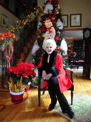 Brenda Lee talks Christmas at her home Wednesday, Dec.
