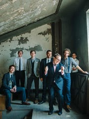 St. Paul & The Broken Bones is made up of members from