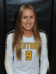 Ventura High's Sammy Slater was named the girls volleyball