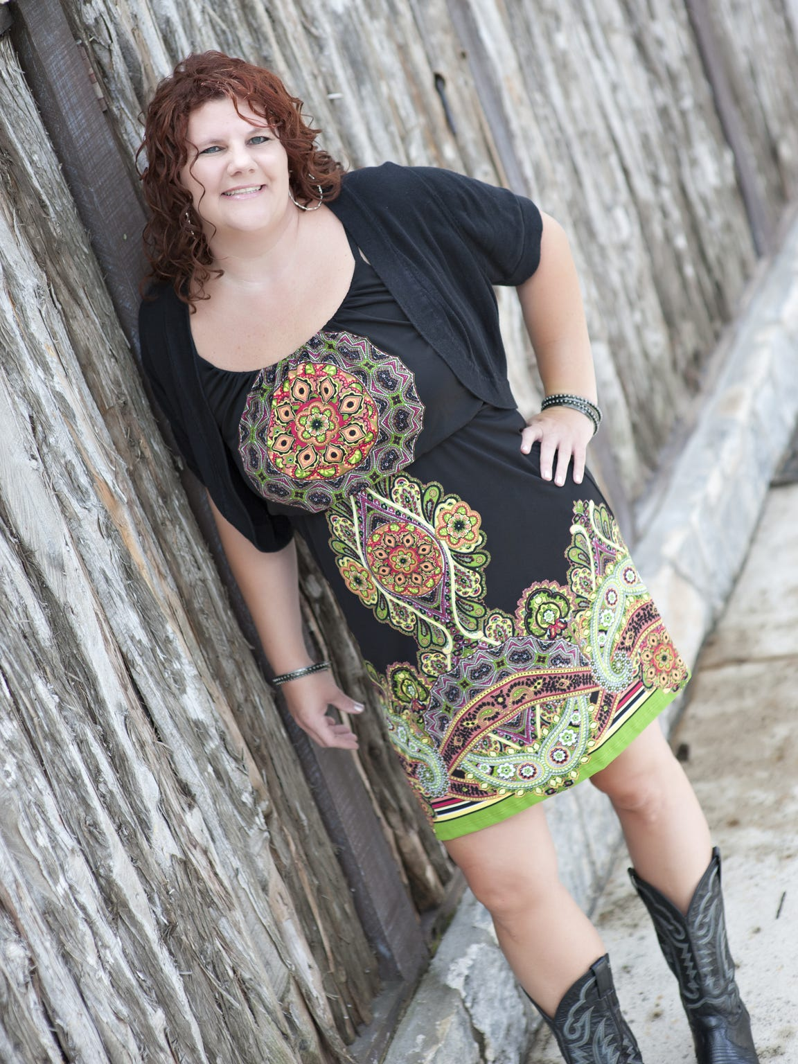 Gina Frenzel, a private investigator from Kerrville,